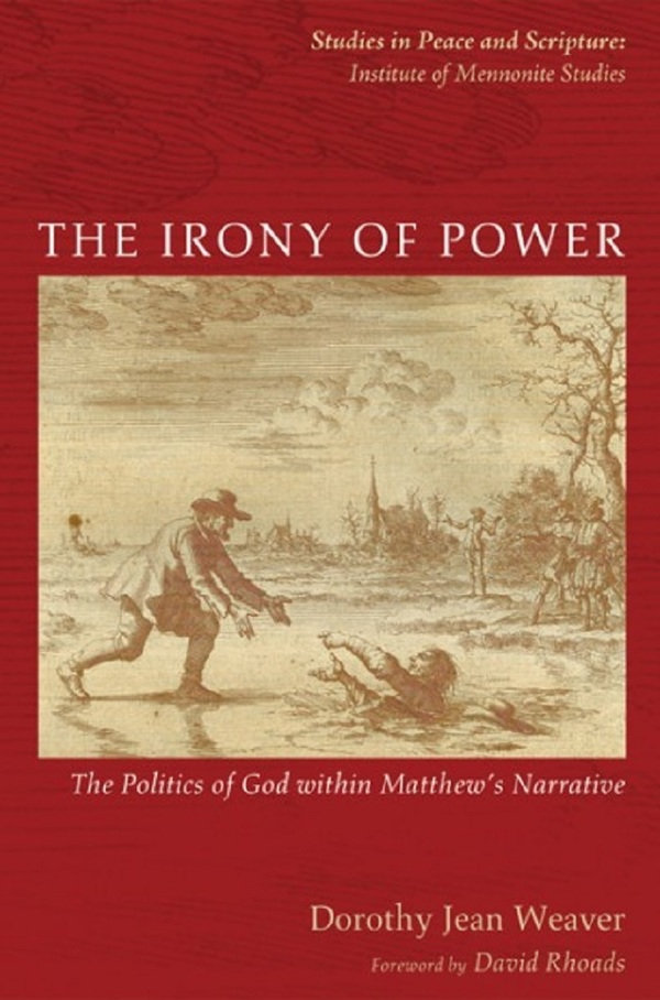 The Irony Of Power Book Cover Website