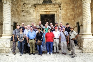 Three Month Group 2012 at Mount Tabor