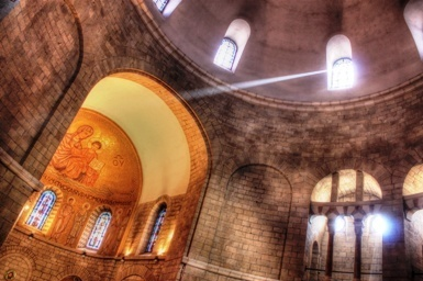 Dormition Abbey - Old Jerusalem